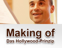 Making of der CD das Hollywood-Prinzip®